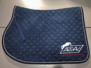 CZAPRAK ESCAPADE NAVY WHITE - ARPAV EQUESTRIAN SPORTS