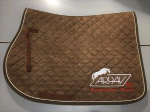 CZAPRAK ESCAPADE BROWN WHITE - ARPAV EQUESTRIAN SPORTS