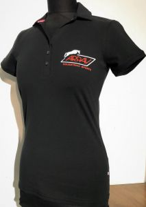 Polo Lady's Coast Black - Arpav Equestrian Sports