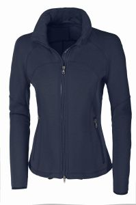 Bluza polarowa ANNI Pikeur  color Graphite