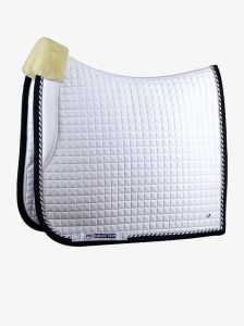 Czaprak PS of Sweden Dressage White-black