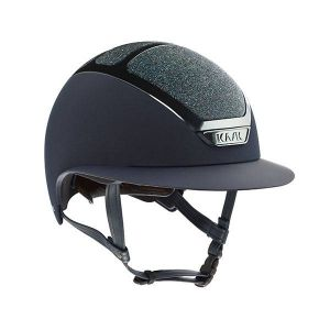 Kask Star Lady Swarovski Carpet Navy